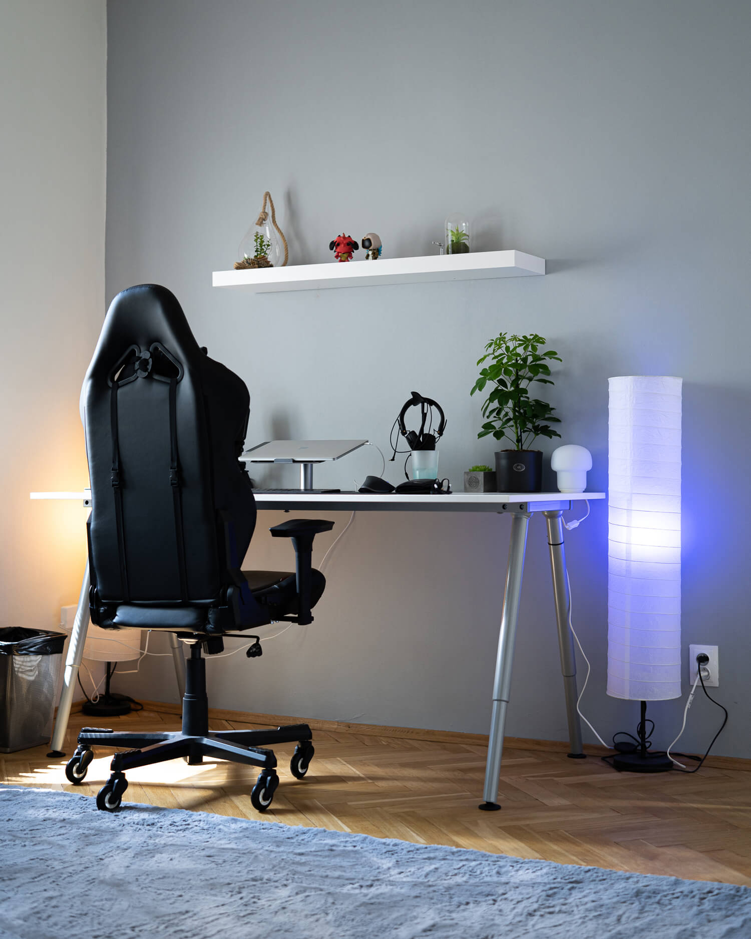 IKEA is a popular choice for building a maker station. It allows to combine different table tops, legs or trestles, resulting in a custom desk built for your needs