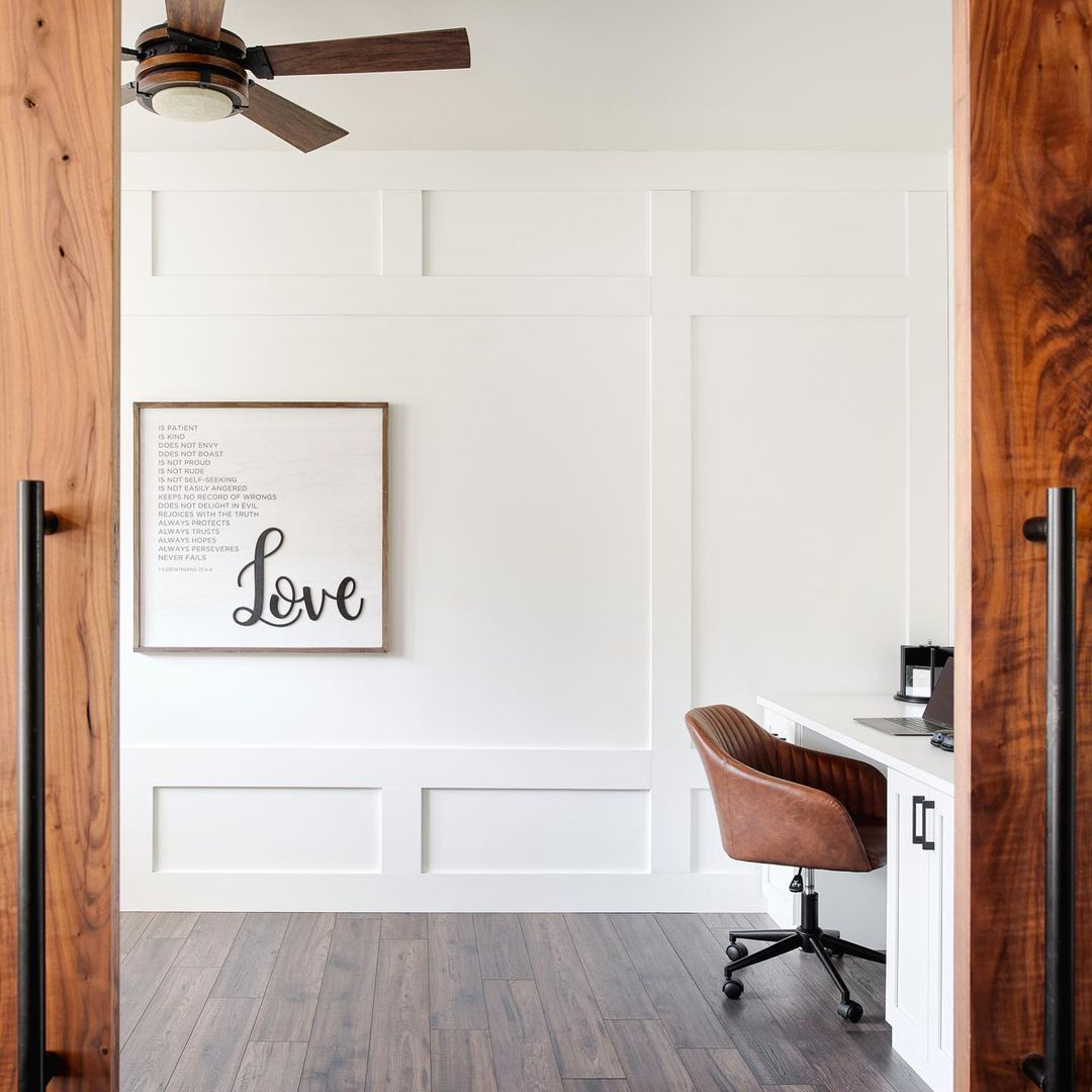 Andtopia's home office for two