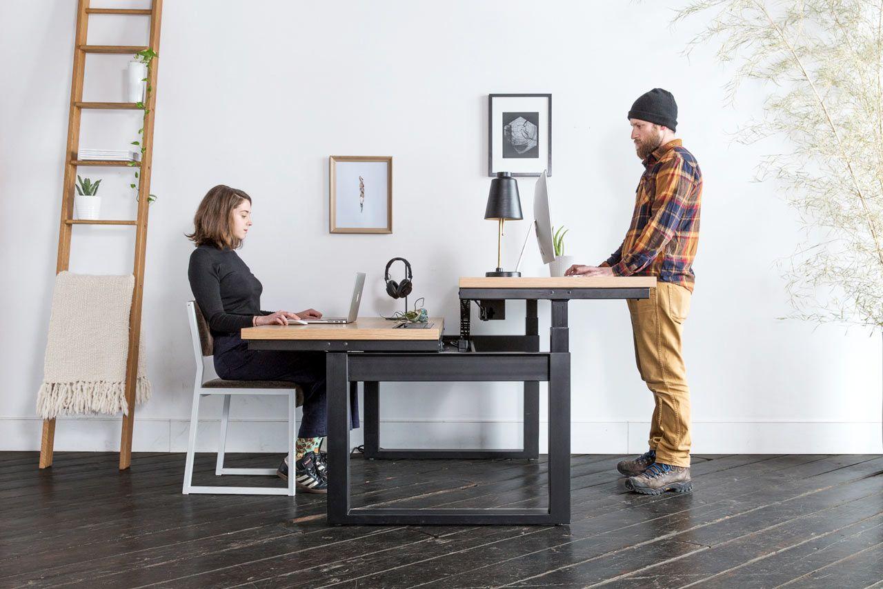 Uhuru Design MINIM RISE SIT|STAND dual workstation