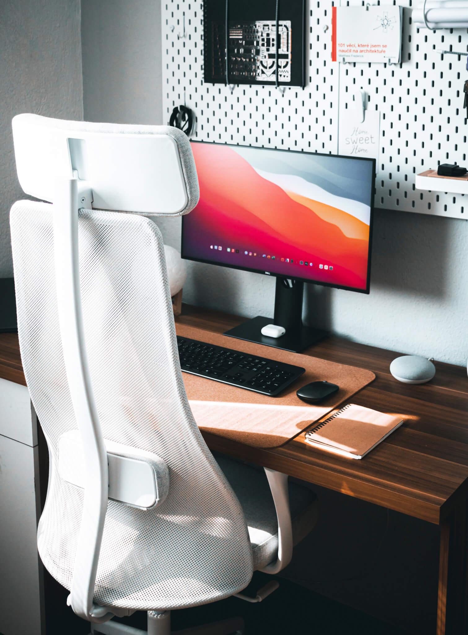 IKEA's Järvfjället swivel chair