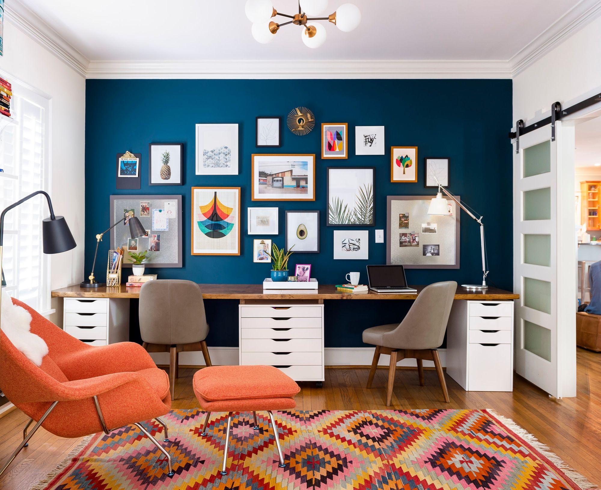 Work/school home office