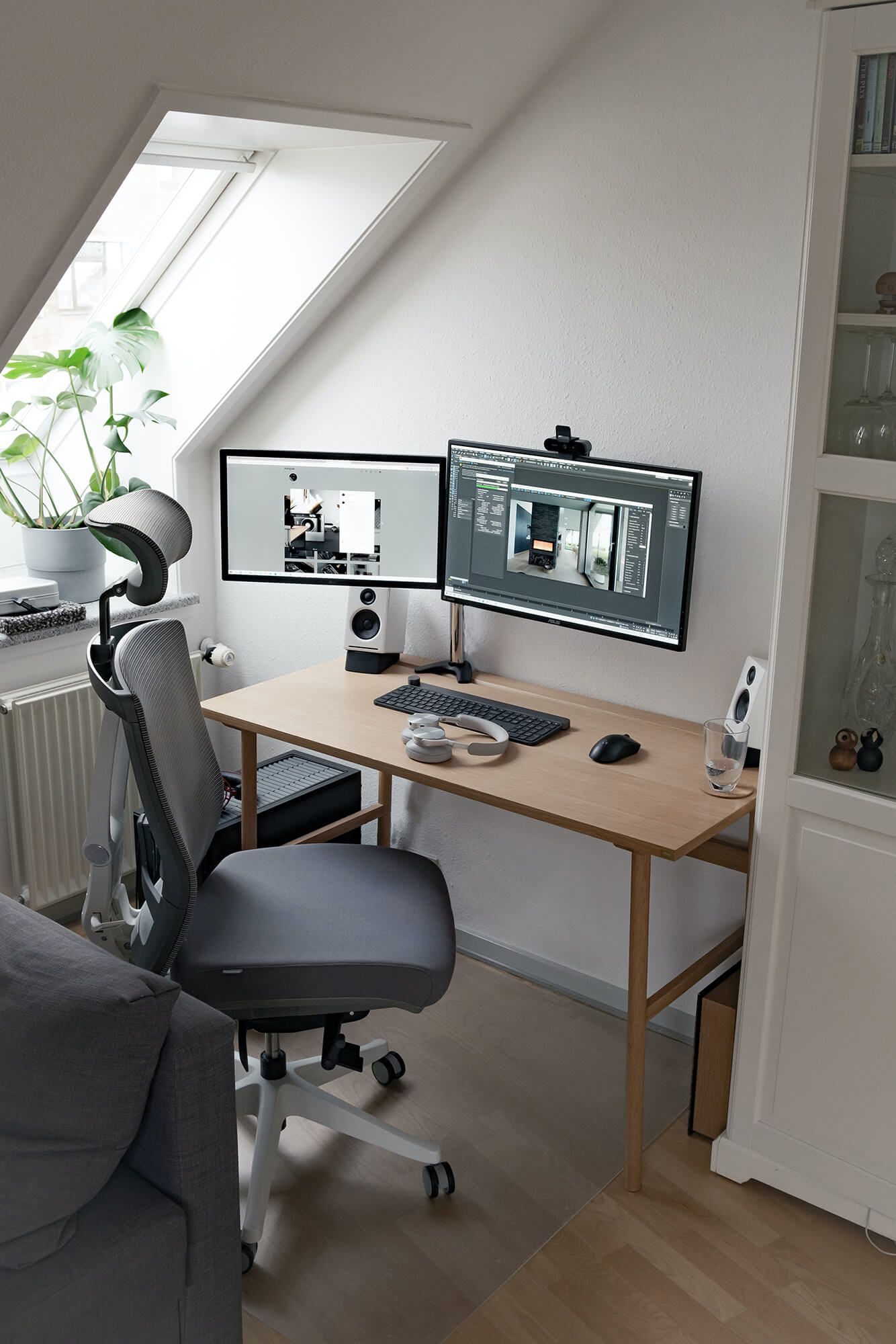 Natural light helps home office workers sleep better